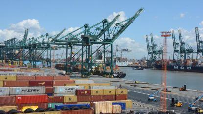 NATIONALE STAKING: Zowel containerterminals als containerparken blijven morgen gesloten