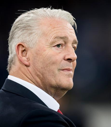 Hans de Koning is nieuwe hoofdtrainer van RKC Waalwijk