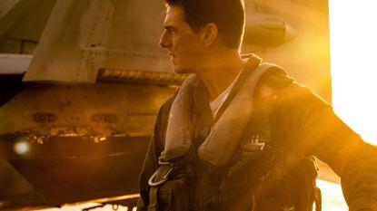 Tom Cruise kruipt na 34 jaar terug in cockpit voor nieuwe 'Top Gun: Maverick'