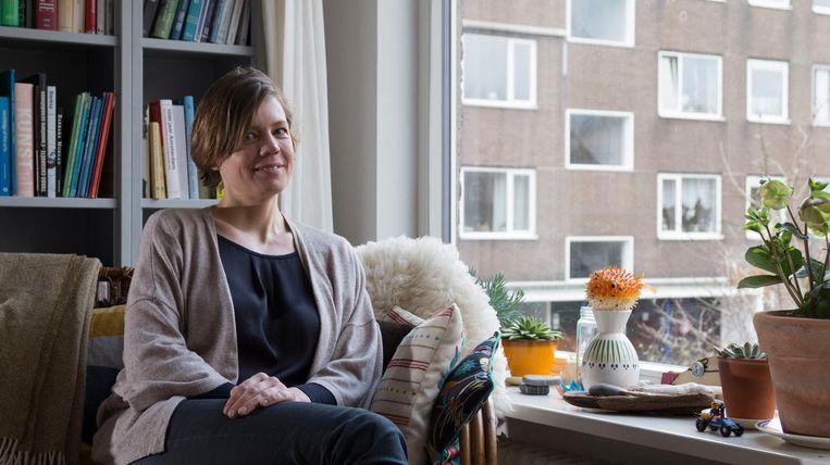 Valérie Deckers Beeld Pauline Niks