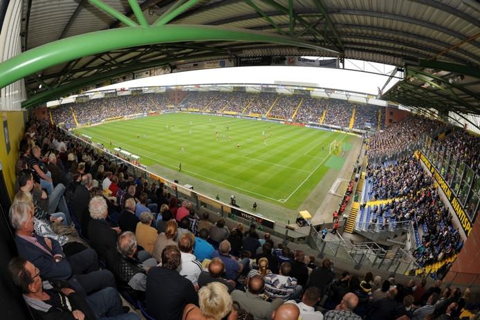 Het Rat Verlegh-stadion in Breda.