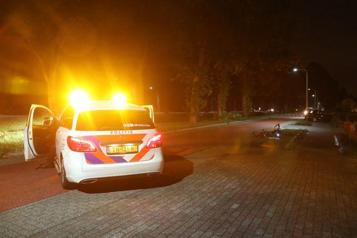 Ongeval Hescheweg in Oss
