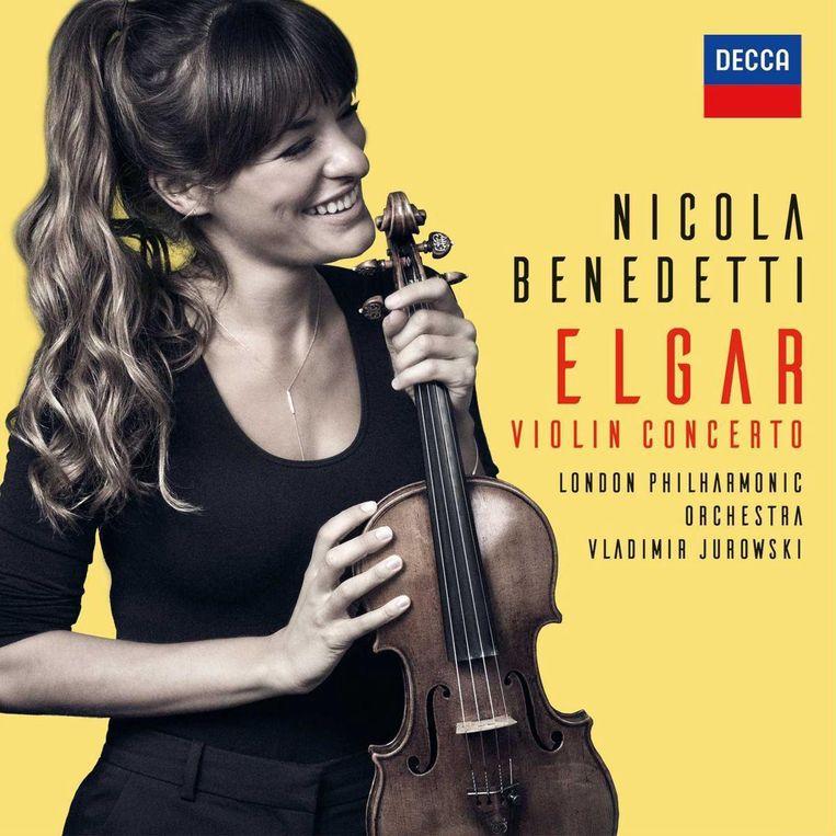 Edward Elgar - Violin Concerto (Decca) Beeld -