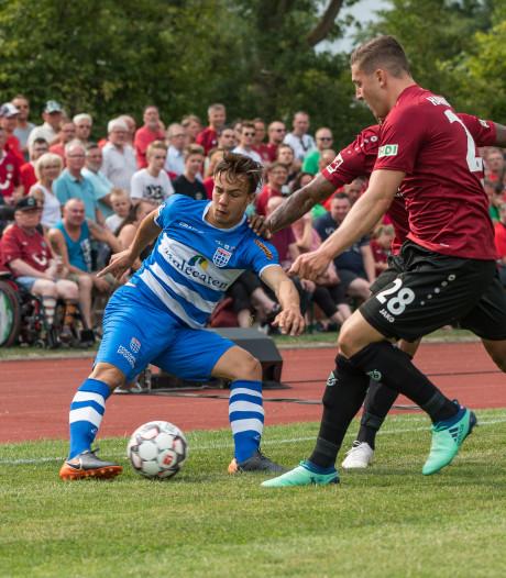 PEC Zwolle gaat de hele regio door en treft KAA Gent en PAOK Saloniki