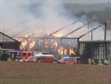 Un important incendie dans une ferme agricole à Cour-sur-Heure (Ham-sur-Heure-Nalinnes)