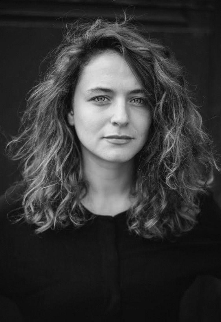 Judith Schrijver, kunstenaar. Beeld