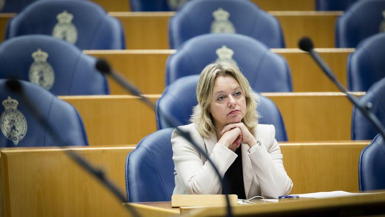 CDA Kamerlid Agnes Mulder. Beeld anp