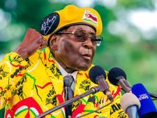 'Mugabe officieel afgezet als leider Zimbabwe'