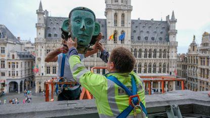 Sint-Michiel maakt tripje naar museum