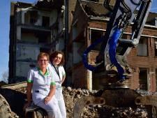 Weemoed medewerkers GHZ bij sloop Sint-Jozef: 'De sfeer was heel goed'