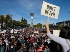 'Medewerkers Google die protest organiseerden werden uit functie gezet'