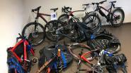 Vier maanden cel en boete voor Franse fietsdieven