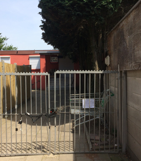 Café Cino in Tilburg per direct op slot