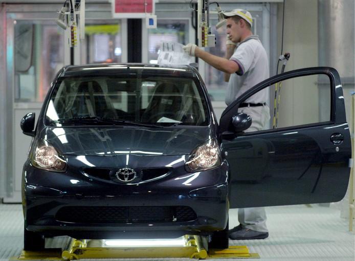 De Toyota Aygo was in december veel goedkoper dan nu