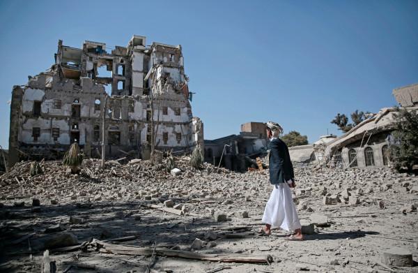 **Het Houthi-rebellengebied in Jemen zit voor journalisten vrijwel op slot. Het lukte onze correspondent toch om er te komen**