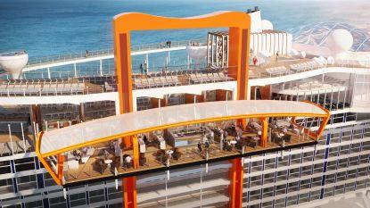 Cruisen met een vliegend tapijt