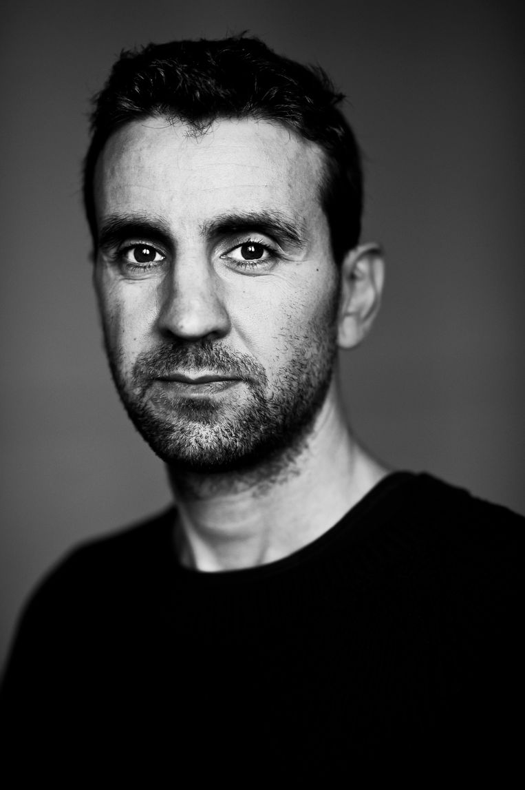 Architect en onderzoeker Joseph Grima. Beeld Hollandse Hoogte / Károly Effenberger