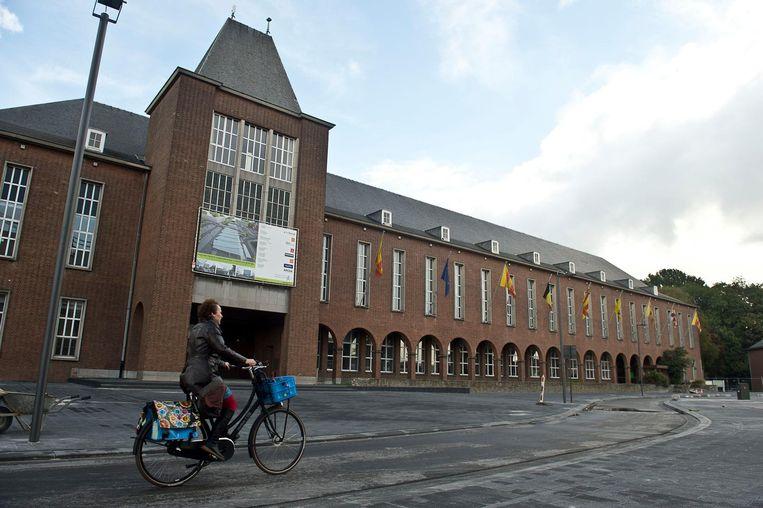 Het huidige stadhuis op het Stadsplein.