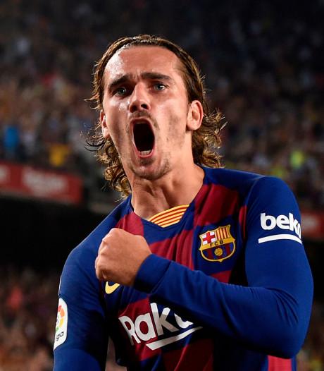 La sanction ridicule proposée contre le Barça dans l'affaire Griezmann