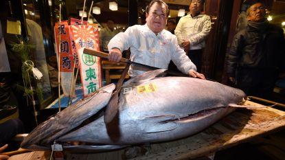 Grootste vismarkt ter wereld die tonijn veilde voor 1,3 miljoen verhuist naar nieuwe spot van 4,5 miljard in Tokio