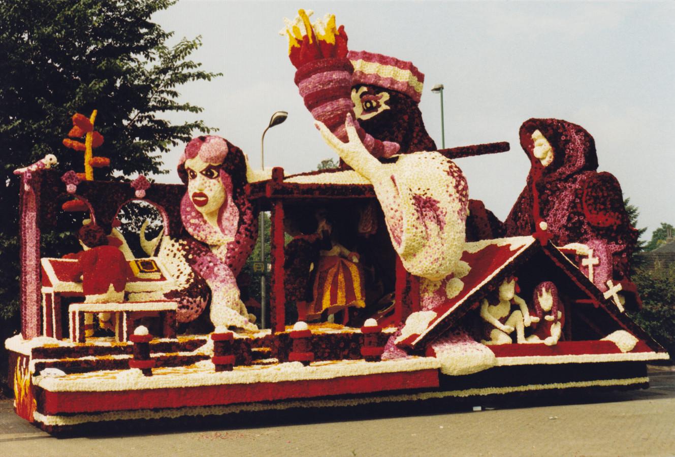 1988, Hazestraat.