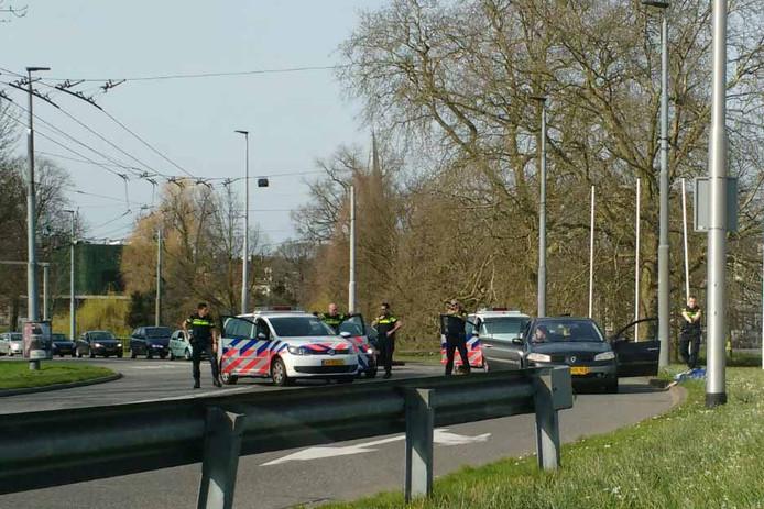 Aanhouding in Arnhem.