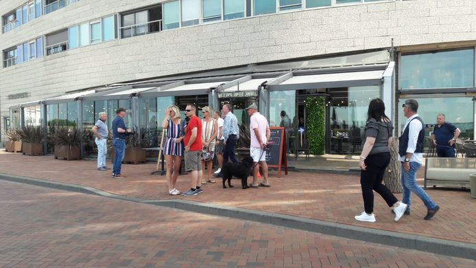 Vol ongeduld wachten op opening Boulevard 17 Vlissingen