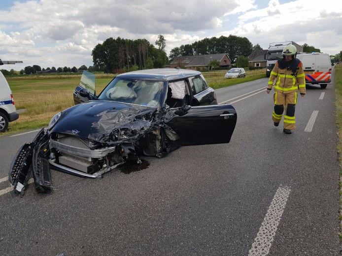 Ongeluk op de Terborgseweg-N317.