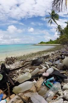 Un archipel du bout du monde recouvert de tonnes de déchets