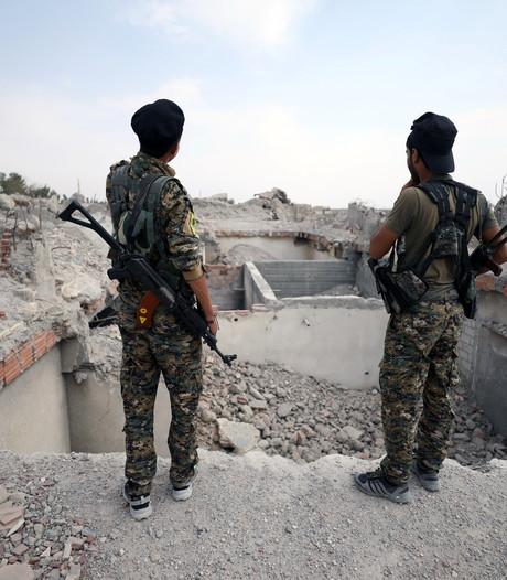 'IS is Raqqa bijna kwijt'