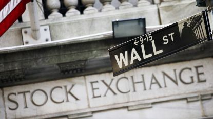 Dow Jones kent slechtste dag in anderhalf jaar