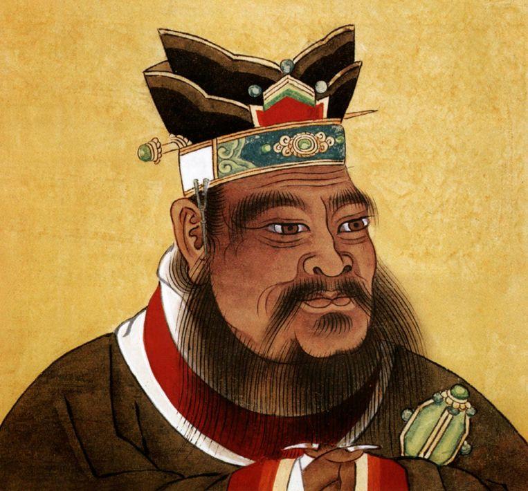 confucius Beeld