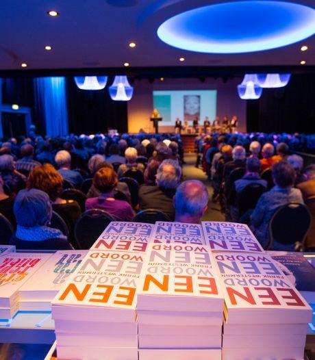 Geen literair café: wel schrijfwedstrijd