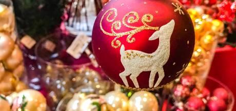 Kerstmuziek fancy fair bij de Kringloop in Groesbeek