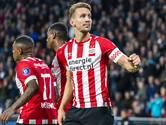 Luuk de Jong begon bij PSV nog nooit zo doeltreffend aan een seizoen