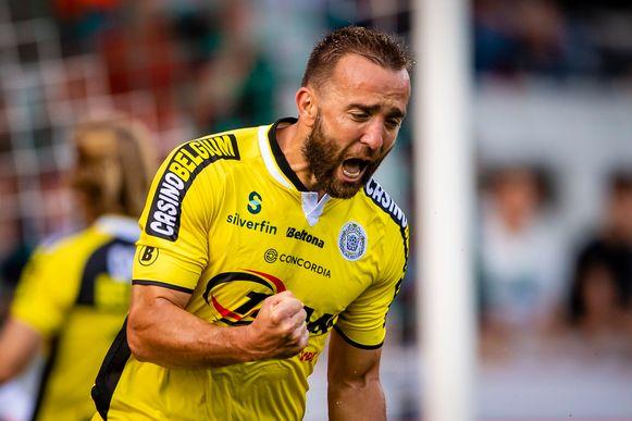 Maric scoorde dit seizoen vanop de penaltystip nog in en tegen Cercle Brugge (3-2).