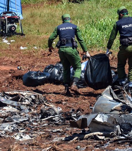 Eén van drie zwaargewonde Cubaanse vliegramp alsnog overleden