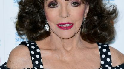 Joan Collins in seizoen 8 van 'American Horror Story'