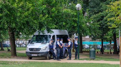 Twaalf personen aangehouden nadat buurtbewoners Maximiliaanpark klaagden over overlast