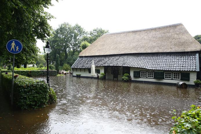Restaurant De Veldhoeve in Epe