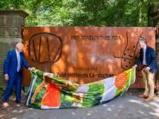 Nieuw entree naar Staelduinse Bos officieel geopend