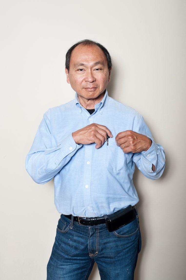 Francis Fukuyama  Beeld Els Zweerink