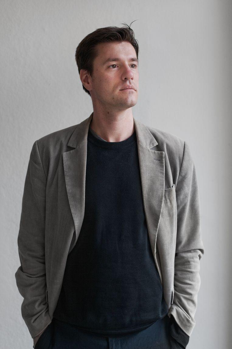 Xander Kaskens is per 1 januari directeur van de postacademische kunstopleiding De Ateliers. Beeld null
