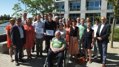 Rotary geeft studenten Arne en Yano duwtje in de rug