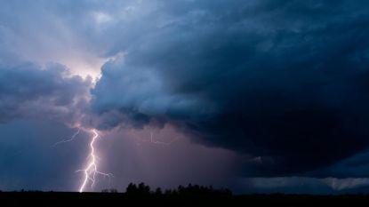 Vlaamse regering erkent storm van juli vorig jaar in Alveringem als ramp