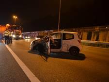 Spookrijder zorgt voor ravage op A12 bij Arnhem-Noord, enkele gewonden