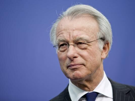 Burgemeester van Den Haag, Jozias van Aartsen.