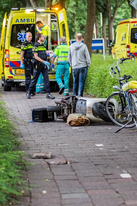 Toeval? Ongelukken met los liggende tegels in Breda en Roosendaal