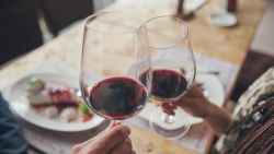 Een rode wijn op kamertemperatuur is tegenwoordig 'not done'