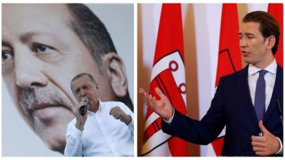 """Oostenrijk sluit zeven moskeeën: """"Een nieuwe kruistocht"""" zegt Erdogan"""